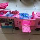 F027 Barbie camper